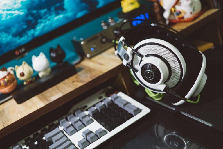 Seriøs gaming kræver gode høretelefoner