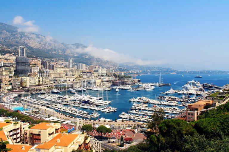Tag på casino i Monaco
